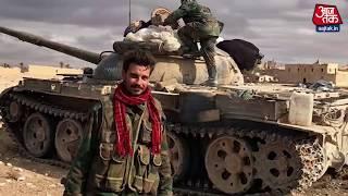 56 लाख लोग छोड़ चुके देश, जानें क्या हो रहा है सीरिया में - AAJTAKTV