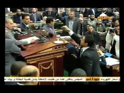 مجلس الشعب و لغز القضيب ذو الحجم الهستيرى