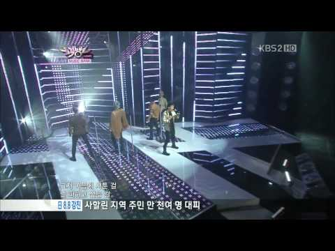 110311 Big Bang - KBS Music Bank (Interview & Comeback Stage & Winning)