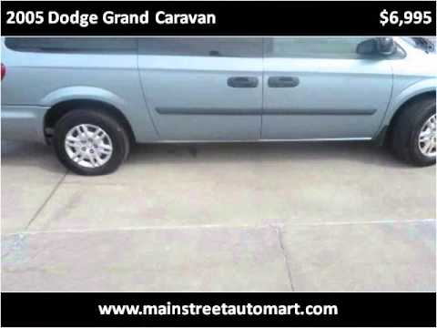 2005 Dodge Grand Caravan Used Cars Independence MO
