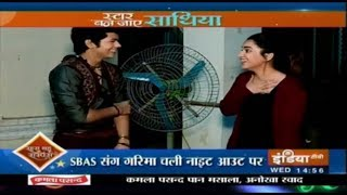 Manmohini's Siya Has A Fangirl Moment With Aladdin Siddharth Nigam - INDIATV