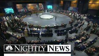 Yemen Crisis Answered By Arab Coalition Army   NBC Nightly News - NBCNEWS