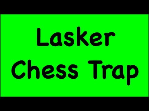 Chess Traps #3: Lasker Trap - Albin Counter Gambit