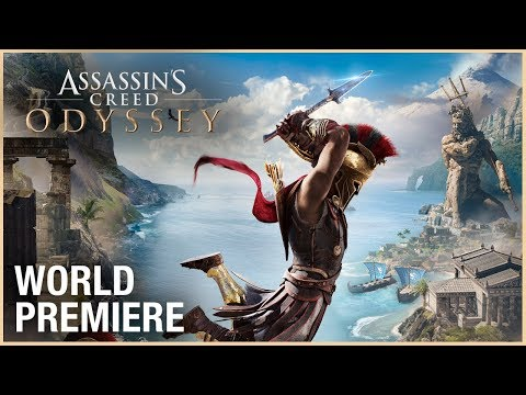 Assassin's Creed Odyssey: E3 2018 Official World Premiere Trailer | Ubisoft [NA] - يوتيوبات