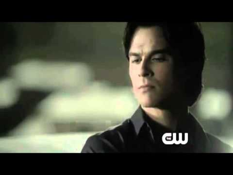 "The Vampire Diaries 3x05  ""The Reckoning""  WebClip ( Damon & Katherine)"