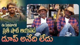 There is no body double shot in the film: Ram Laxman || Rajinikanth Darbar Movie latest Updates - IGTELUGU