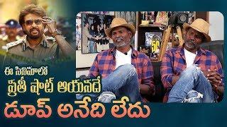 There is no body double shot in the film: Ram Laxman || Rajinikanth Darbar Movie latest Updates - IGTELUGU