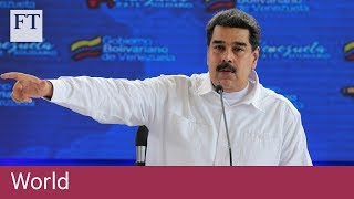 Venezuela's president reacts to US sanctions against wife and allies - FINANCIALTIMESVIDEOS