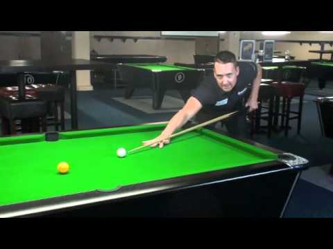 How to Play Pool, with Gareth Potts: Top Spin