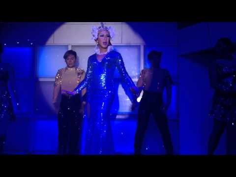 DJ Station Drag Queen Performance - I'm Gonna Fly