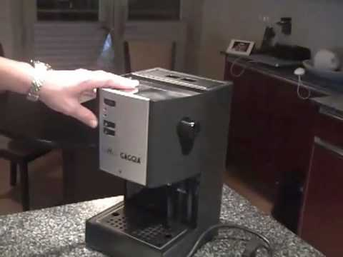 Gaggia Classic