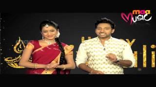 Maa Music : VJ Bhargav And Vj Vinod Wishing Happy And Safe Diwali Wishes - MAAMUSIC