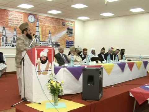 Mufti.M.Iqbal Chisti-24th Aeen-e-Mustafa Conf.1