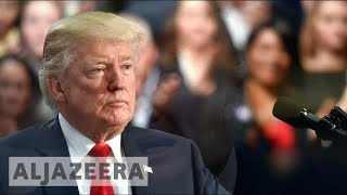 Women demand probe into alleged Trump sexual assaults - ALJAZEERAENGLISH