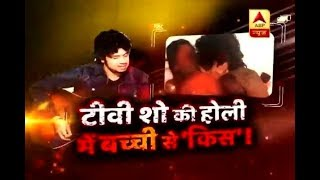 Sansani: When singer Papon kissed a minor girl on sets of singing reality show - ABPNEWSTV