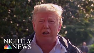 President Trump On Kavanaugh Accuser: 'I Really Want To See What She Has To Say' | NBC Nightly News - NBCNEWS