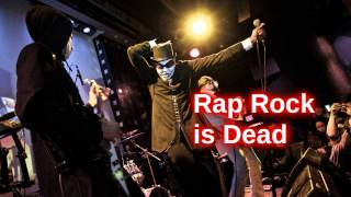 Royalty Free :Rap Rock is Dead