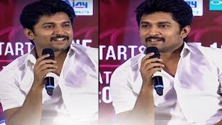 Nani Media Chit Chat about Big Boss 2 Press Meet | TFPC - TFPC