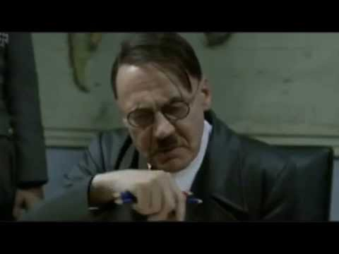 Hitler Finds Out Gun Control Failed In The Senate
