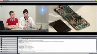 Вебинар GTV: Диагностика мобильных телефонов