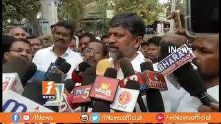 TTDP Chief L Ramana Casts His Vote | Telangana Assembly Polling 2018 | iNews - INEWS