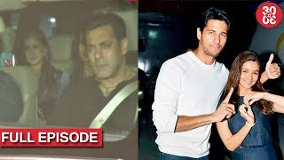 Khan Family Attends Salman's Tubelight Screening | Sidharth - Alia Almost Final For 'Aashiqui 3'
