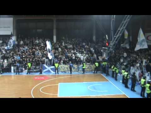 FAMILY AERODROM (MZT Skopje - Rabotnicki 06.03.2011) Super Liga