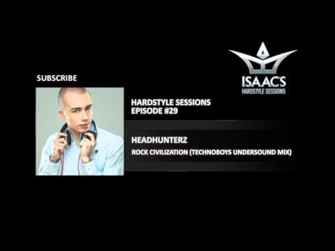Q-dance: Isaac's Hardstyle Sessions: Episode #29
