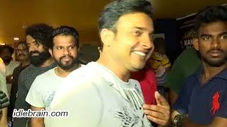 Pawan Kalyan Watching Rangasthlam Movie @ IMax full video - IDLEBRAINLIVE