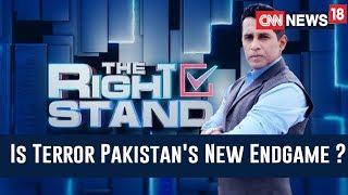 "Is Backing Kashmir Terror, Endgame For ""Naya Pak"" ?   Viewpoint With Anand Narasimhan - IBNLIVE"