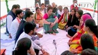 प्रियंका के प्रचार से कांग्रेस की स्थिति सुधरेगी? - NDTVINDIA