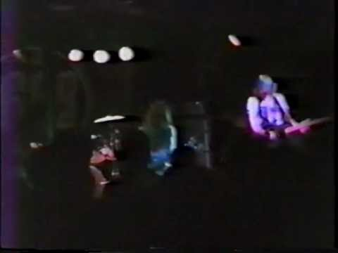 Sonic Youth - 688 Club Atlanta GA 1986