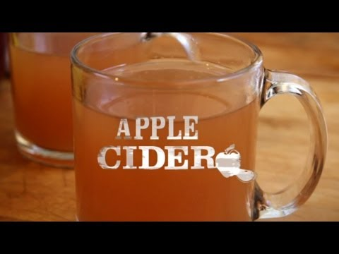 Homemade Apple Cider | Thirsty For...