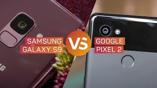 Galaxy S9 vs. Pixel 2: The cameras battle it out - CNETTV