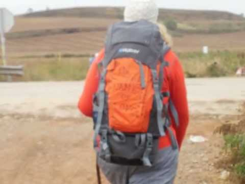 Book Trailer--Women of the Way: Embracing the Camino