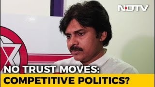 "BJP Image ""Negative"", No Question Of A Tie-up, Says Pawan Kalyan - NDTV"
