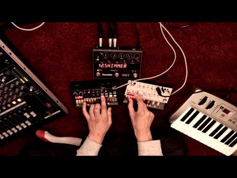 KORG Volca Jam - Beats & Bass (With SPACE)