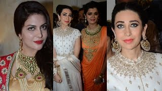 Ankita Shorey and Karisma Kapoor at an Jewellery event! | Bollywood News