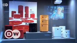 50 years of the design classic Componibili | DW English - DEUTSCHEWELLEENGLISH