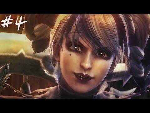 Soul Calibur 5 Gameplay - Story Mode Walkthrough Part 4