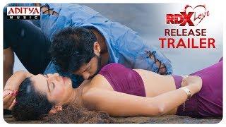 RDX Love Release Trailer || Paayal Rajput, Tejus Kancherla, C Kalyan || Oct 11th Release - ADITYAMUSIC
