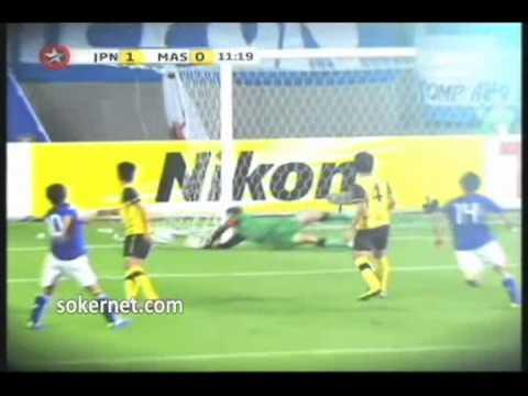 Japan U23 vs Malaysia U23 | Superb Khairul Fahmi Goalkeeping