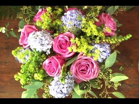 Como fazer um arranjo de flores profissional