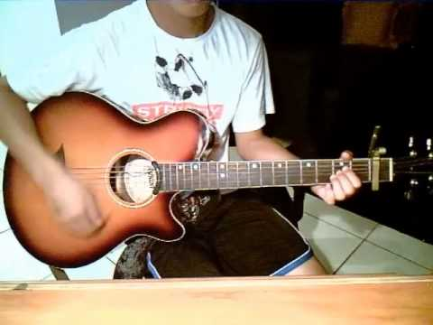 Beautiful Eyes by Taylor Swift (guitar cover) with CHORDS + STRUMMING PATTERN
