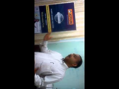 Toastmaster P5 Speech by Damodar Shanbhag