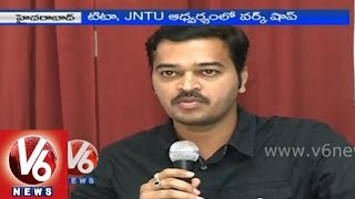 TITA & JNTU jointly conducts two day workshop to motivate IT students - V6NEWSTELUGU