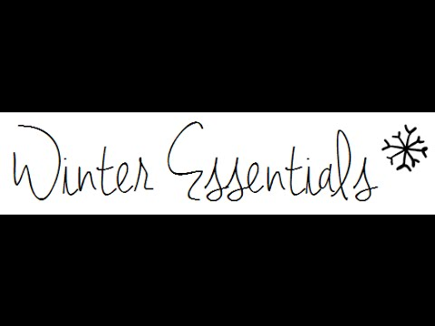 Video TAG: Winter essential