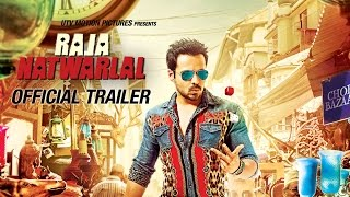 Raja Natwarlal Official Trailer | Emraan Hashmi, Humaima Malik | Releasing - August 29 - UTVMOTIONPICTURES