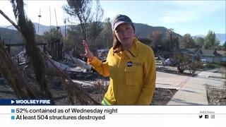 The Debrief: California wildfires, winter storm, Khashoggi's funeral   ABC News - ABCNEWS