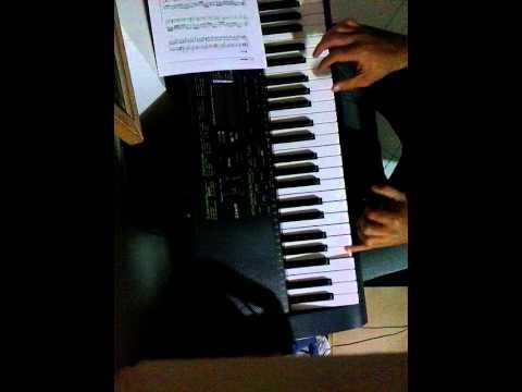 Los Ángeles de Dios... Súper básico piano